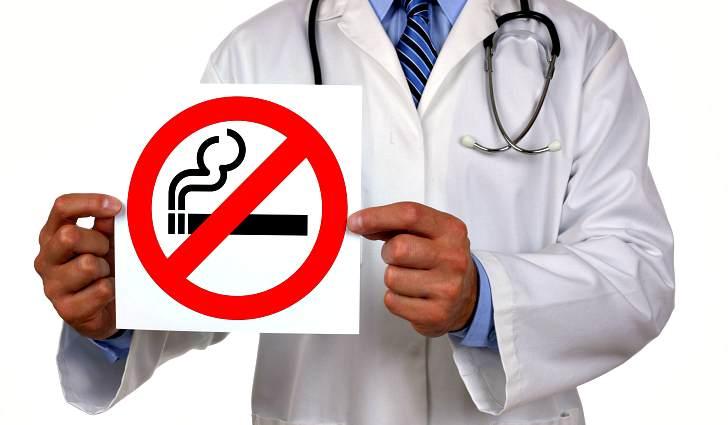 Врачи не рекомендуют курить