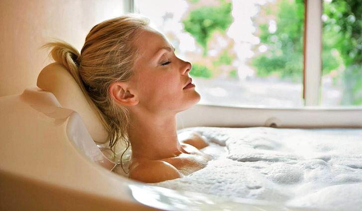 Ванна с натрием двууглекислым