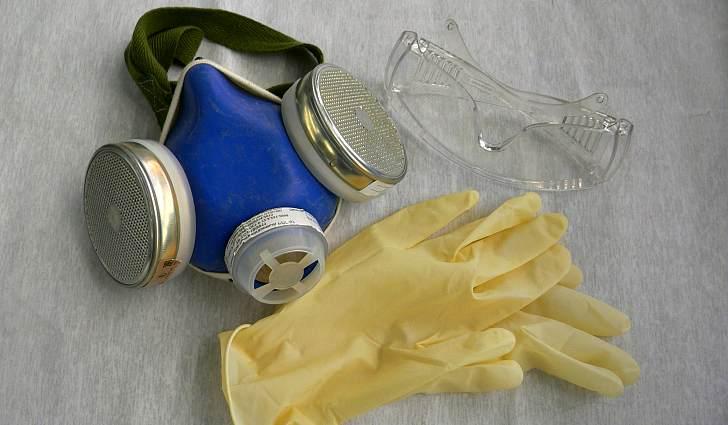 Средства защиты от химикатов