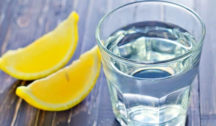 Содово - лимонный раствор