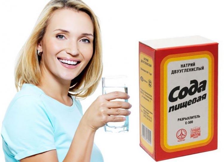 Голодание на воде с содой