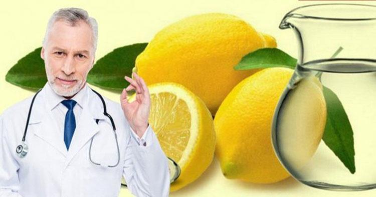 Врач о лимоне и соде