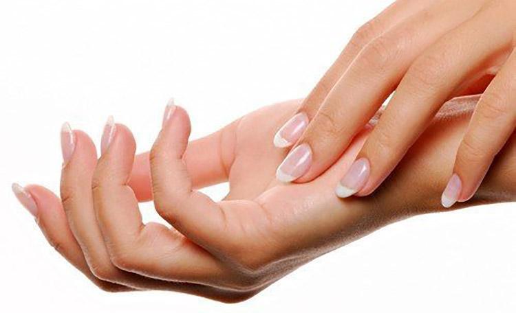 Осветление кожи рук