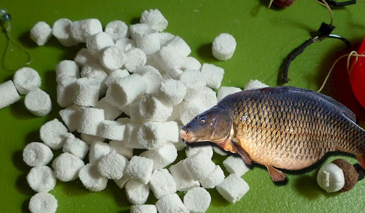 Таблетки для рыбалки из соды