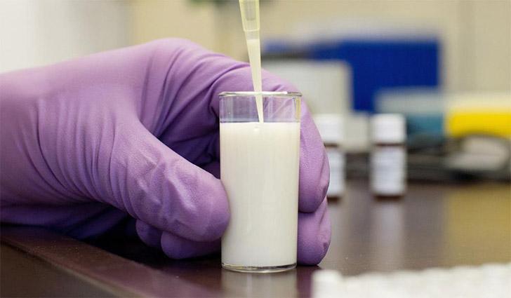 Проверка качества коровьего молока