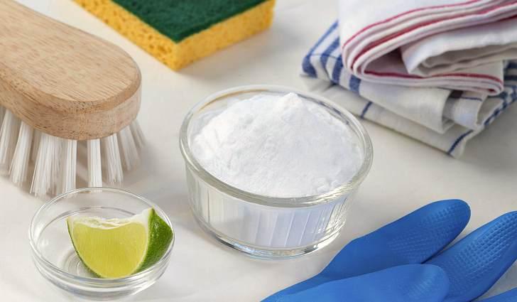 Пищевая сода в быту
