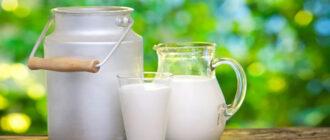 Настоящее деревенское молоко